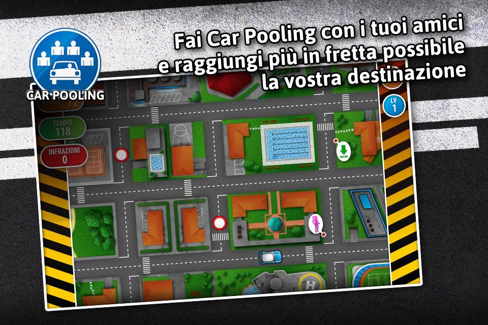 Screenshot MiMobilito – Muoversi Smart in Città