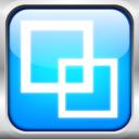 Resize Photo mobile app icon