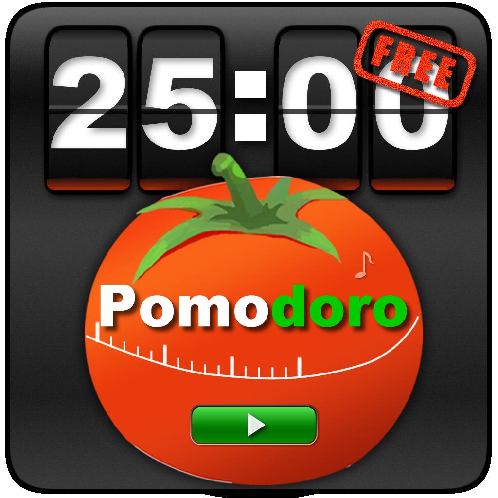 ポモドーロ無料 - Pomodoro